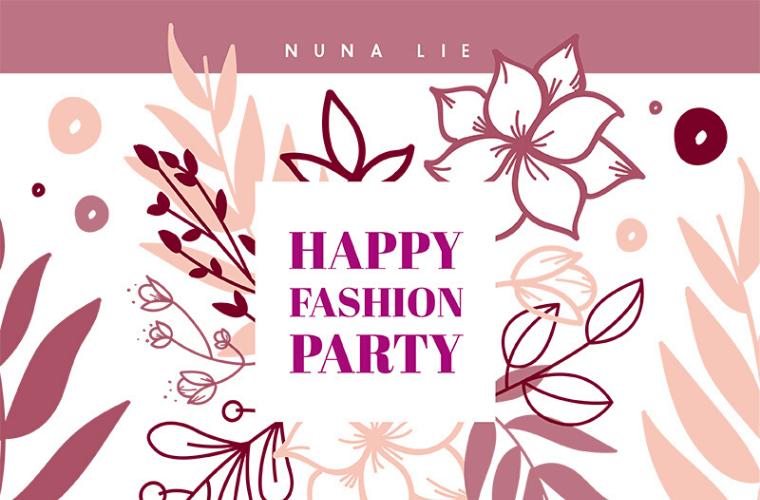 NUNA LIE: FASHION PARTY