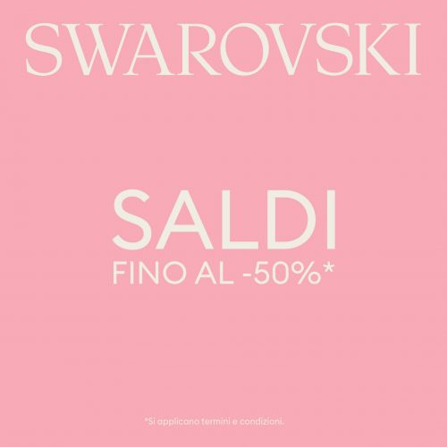 Promo Swarovski