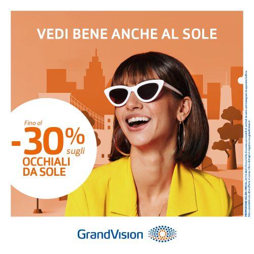 Promo Promozione Sole GrandVision